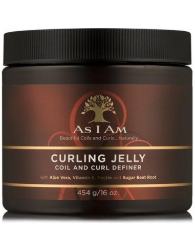 As I Am Curling Jelly Curl Definer...