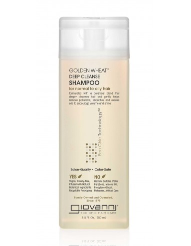 Giovanni Golden Wheat Deep Cleanse...