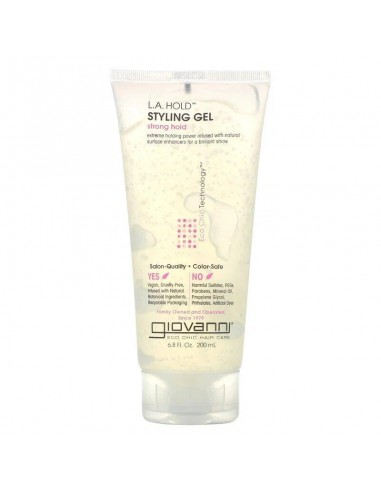 Giovanni L.A. Hold Styling Gel Strong...