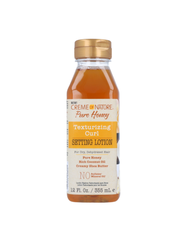 Creme Of Nature Pure Honey Text Curl...