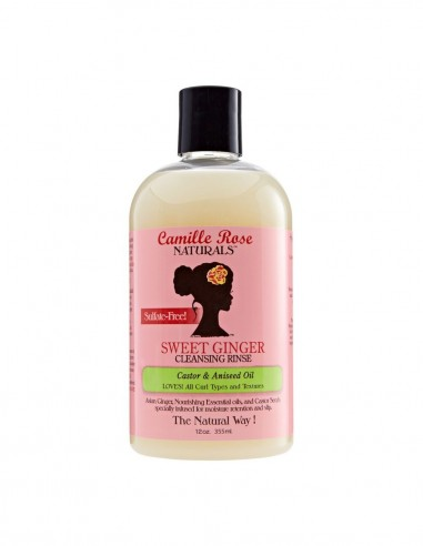Camille Rose Sweet Ginger Cleansing...
