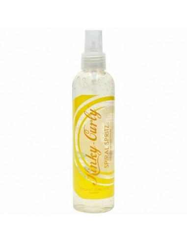 Kinky Curly Spiral Spritz Natural...