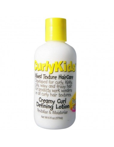 Curly Kids Curl Defining Lotion 177ml...