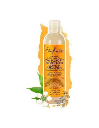 Shea Moisture Protein-Free Leave-In...
