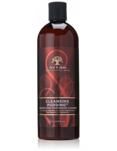 As I Am Cleansing Pudding 475ml / 16oz