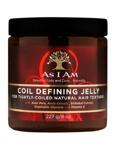 As I Am Coil Defining Jelly (8oz)