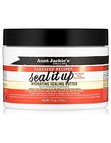 Aunt Jackie´s Flaxseed Seal It Up...