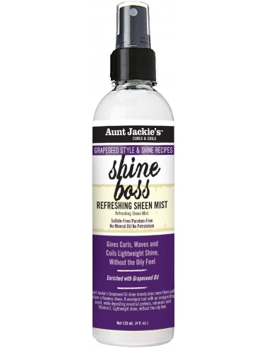 Aunt Jackie´s Grapeseed Shine Boss...