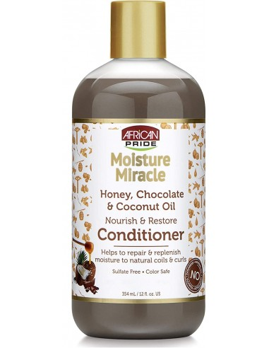 African Pride Moisture Miracle...