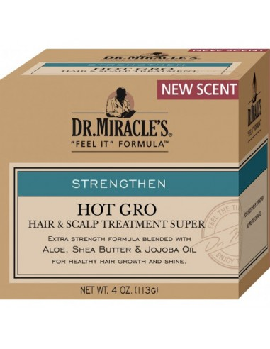 Dr. Miracle´s Hot Gro Hair and Scalp...