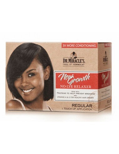 Dr. Miracle´s New Growth Relaxer Kit...