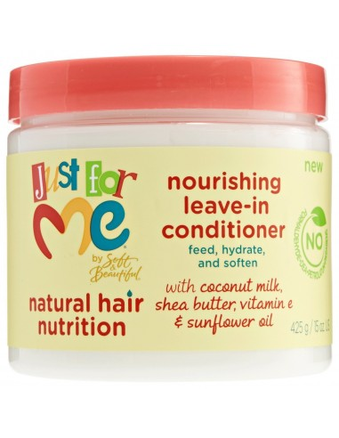 Just For Me Natural Hair Nutrition...