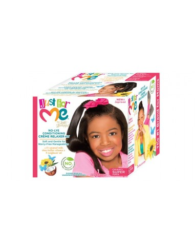 Just For Me Relaxer Kit Super