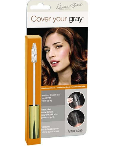 Cover Your Gray Brush-In Light Brown...